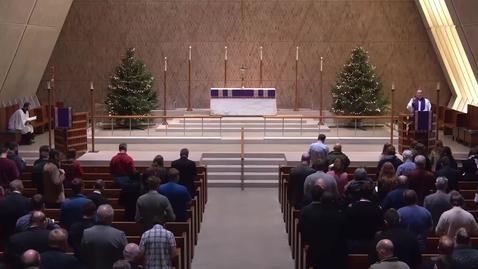 Thumbnail for entry Kramer Chapel Sermon - Tuesday, December 11, 2018