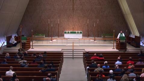 Thumbnail for entry Kramer Chapel Sermon - Monday, January 28, 2019
