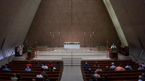 Thumbnail for entry Kramer Chapel Sermon - Tuesday, June 19, 2018