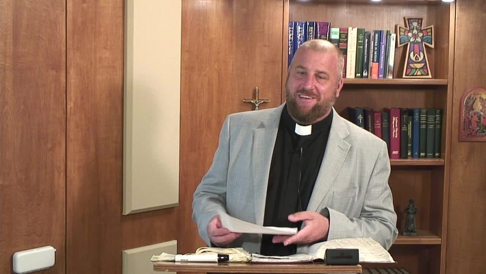 Lectionary Podcast-All Saints Day-Series B-Epistle-with Dr. Peter Scaer