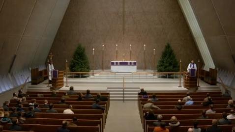 Thumbnail for entry Kramer Chapel Sermon - December 5, 2016