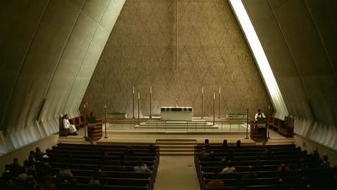Thumbnail for entry Kramer Chapel Sermon - October 17, 2014