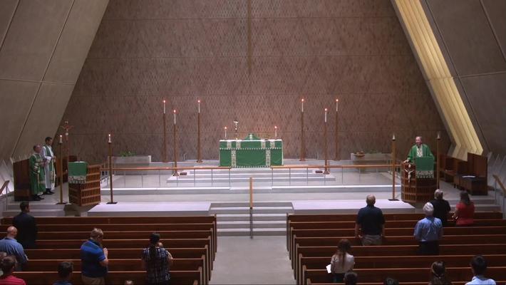 Kramer Chapel Sermon - Wednesday, August 11, 2021