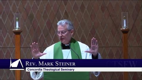 Thumbnail for entry Kramer Chapel Sermon - Monday, January 27, 2020