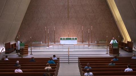 Thumbnail for entry Kramer Chapel Sermon - Tuesday, June 30, 2020