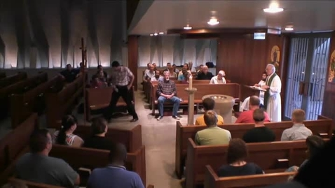 Thumbnail for entry Kramer Chapel Sermon - July 20, 2015