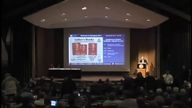 Thumbnail for entry Symposia 2011 - Walther and Confessional Movements in American Christianity - Video