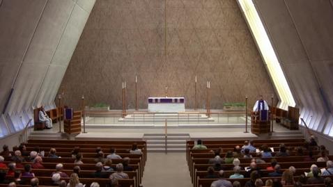 Thumbnail for entry Kramer Chapel Sermon - March 18, 2018