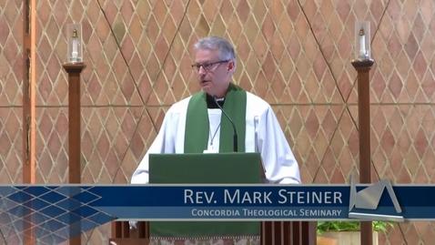 Thumbnail for entry Kramer Chapel Sermon - January 19, 2018