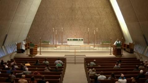 Thumbnail for entry Kramer Chapel Sermon - October 17, 2016