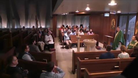 Thumbnail for entry Kramer Chapel Sermon - July 01, 2015