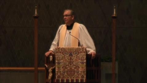 Thumbnail for entry Kramer Chapel Sermon - April 7, 2016