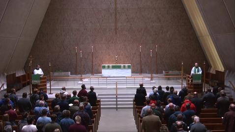 Thumbnail for entry Kramer Chapel Sermon - Thursday, September 23, 2021