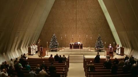 Thumbnail for entry Kramer Chapel Sermon - December 17, 2014