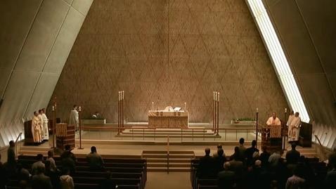 Thumbnail for entry Kramer Chapel Sermon - April 29, 2015