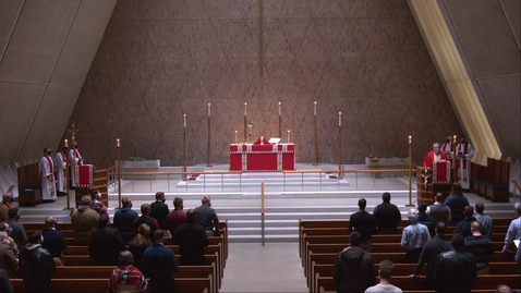 Thumbnail for entry Kramer Chapel Sermon - Monday, November 30, 2020
