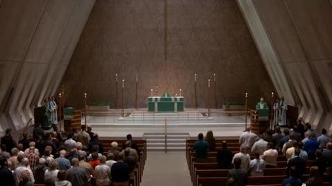 Thumbnail for entry Kramer Chapel Sermon - October 04, 2017