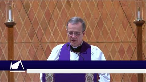 Thumbnail for entry Kramer Chapel Sermon - Tuesday, February 23, 2021