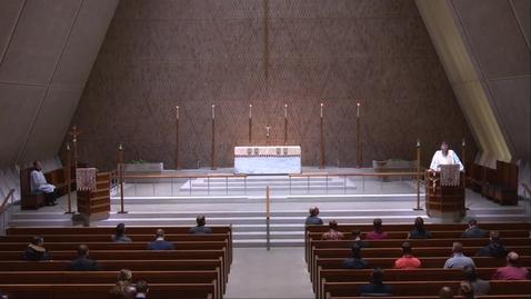 Thumbnail for entry Kramer Chapel Sermon - Monday, January 11, 2021