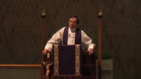 Thumbnail for entry Kramer Chapel Sermon - February 12, 2016