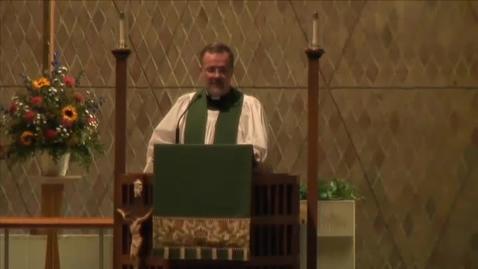 Thumbnail for entry Kramer Chapel Sermon - November 3, 2015