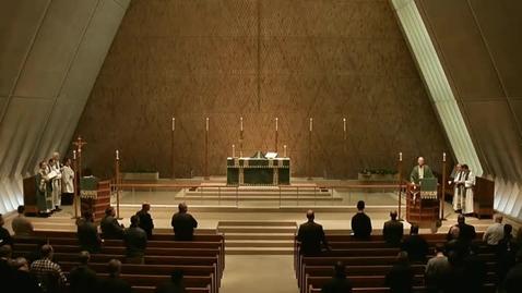 Thumbnail for entry Kramer Chapel Sermon - February 11, 2015