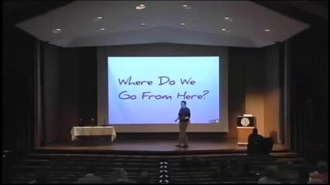 Thumbnail for entry Digital Gospel - What's Next?