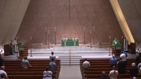 Thumbnail for entry Kramer Chapel Sermon - Wednesday, July 28, 2021