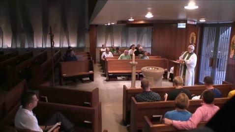 Thumbnail for entry Kramer Chapel Sermon - August 04, 2015