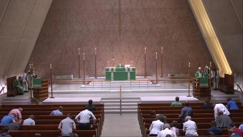 Thumbnail for entry Kramer Chapel Sermon - Wednesday, July 7, 2021