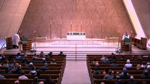 Thumbnail for entry Kramer Chapel Sermon - Monday, January 20, 2020