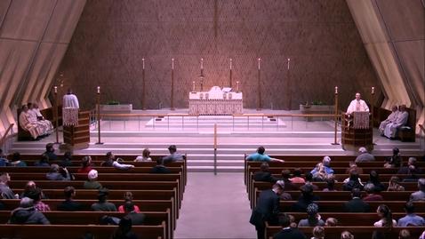 Thumbnail for entry Kramer Chapel Sermon - Wednesday, January 15, 2020