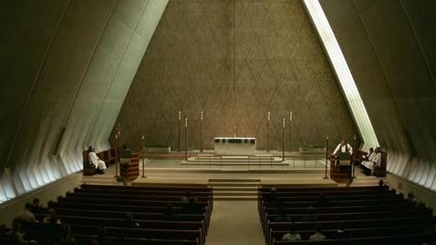 Thumbnail for entry Kramer Chapel Sermon - November 13, 2014