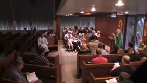 Thumbnail for entry Kramer Chapel Sermon - July 08, 2015