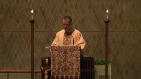 Thumbnail for entry Kramer Chapel Sermon - April 20, 2016
