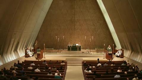 Thumbnail for entry Kramer Chapel Sermon - October 15, 2014