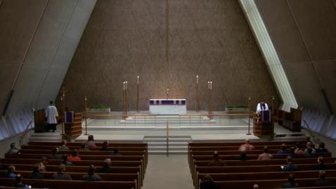Thumbnail for entry Kramer Chapel Sermon - April 06, 2017