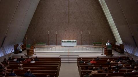 Thumbnail for entry Kramer Chapel Sermon - January 30, 2018