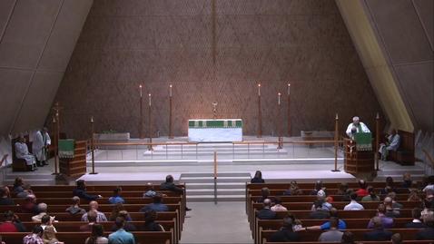 Thumbnail for entry Kramer Chapel Sermon - Monday, September 20, 2021