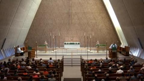 Thumbnail for entry Kramer Chapel Sermon - November 06, 2017