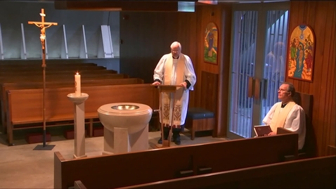 Thumbnail for entry Kramer Chapel Sermon - Tuesday, May 19, 2020