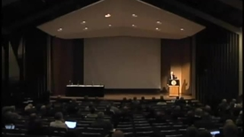 Thumbnail for entry Symposia 2011 - Lutheran Confessions - Panel Discussion: Will the Real Walther Please Stand Up - Video