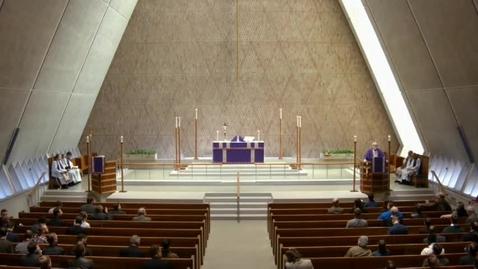 Thumbnail for entry Kramer Chapel Sermon - March 29, 2017