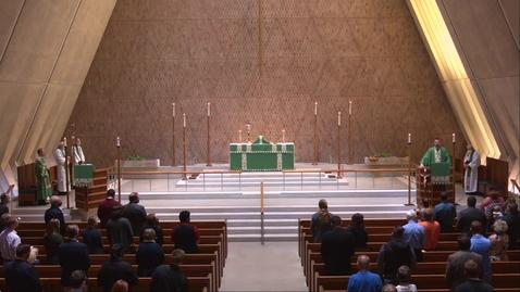 Thumbnail for entry Kramer Chapel Sermon - Wednesday, November 4, 2020
