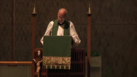 Thumbnail for entry Kramer Chapel Sermon - November 12, 2015