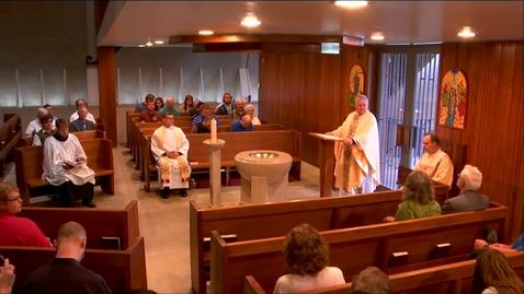 Thumbnail for entry Kramer Chapel Sermon - Friday, May 31, 2019