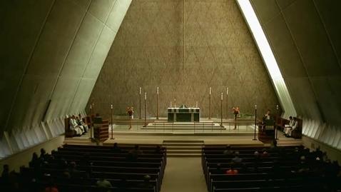 Thumbnail for entry Kramer Chapel Sermon - November 05, 2014