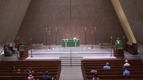 Thumbnail for entry Kramer Chapel Sermon - Wednesday, August 18, 2021
