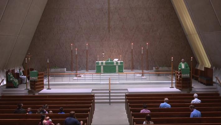 Kramer Chapel Sermon - Wednesday, August 18, 2021