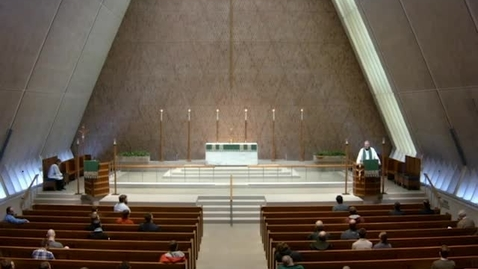 Thumbnail for entry Kramer Chapel Sermon - February 10, 2017